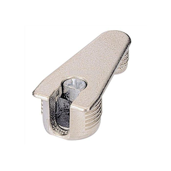 Exzenter-Verbinder VB 36D/16 / 065525 f. Fachboden 16mm Zinkdruckguss vernickelt