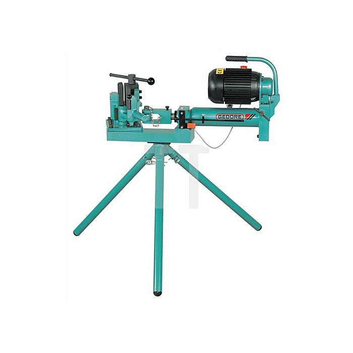Exzenter-Winkelbieger Arbeits-H.120mm elektro-hydr.230V Grundpl.u.Montagest.