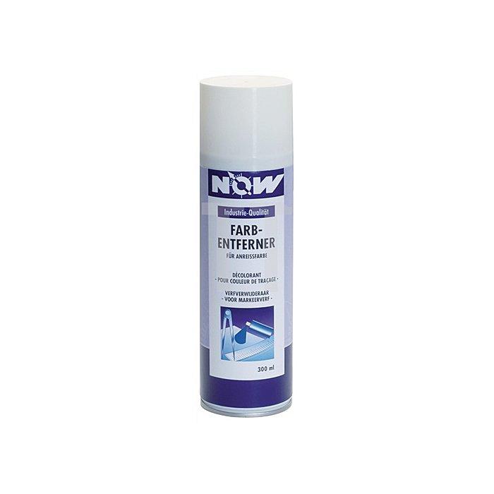 Farbentferner 300ml Spray f.Anreissfarbe NOW