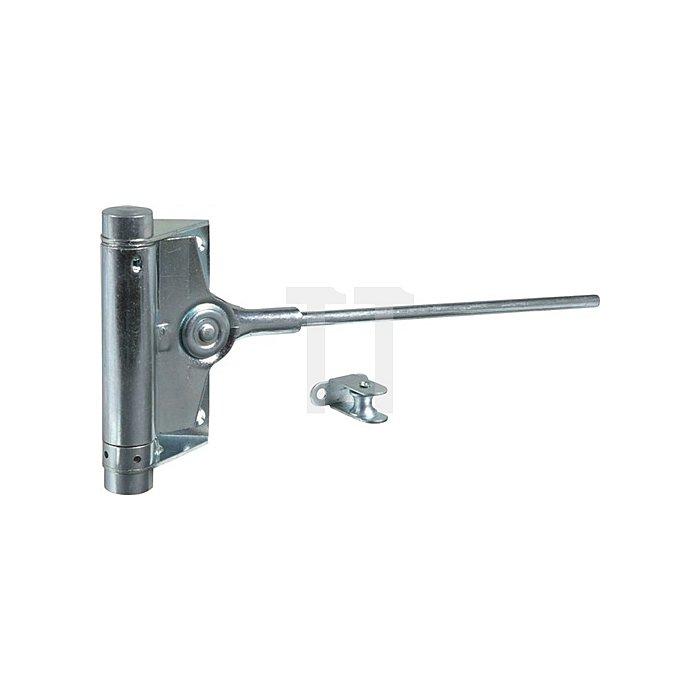 Feder-Türschließer Stahl verz. bis 40kg
