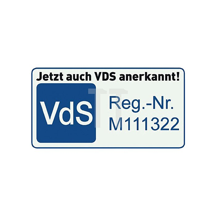 Fenstergriff SVG silber elox.