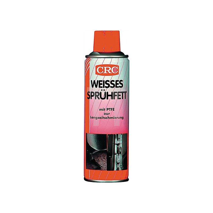 Fettspray weisses Sprühfett mit PTFE weiss Spraydose 300ml