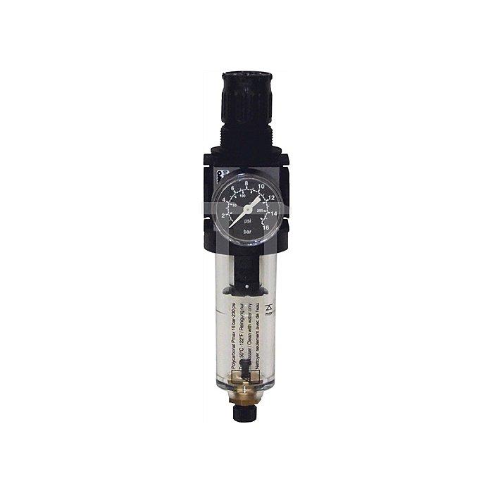 Filterdruckminderer variobloc 3000 Nl/min EWO 0,5-10bar
