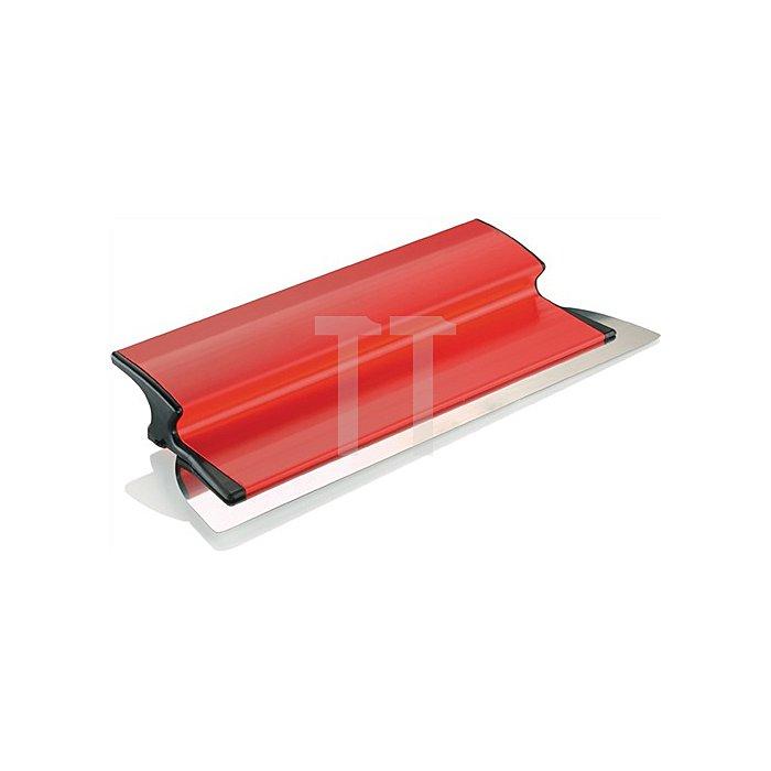 Flächenglätter Ausführung 600mm Handgriff m.0,3mm flex Blatt