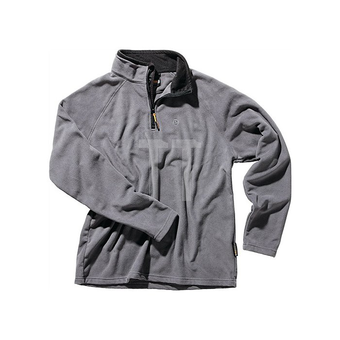 Fleecepullover Gr. XL anthrazit 100%Polyester