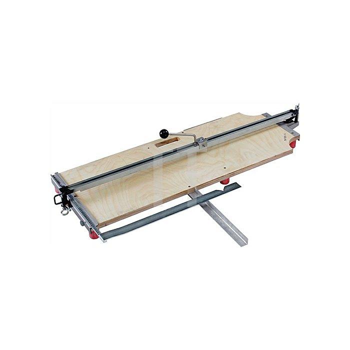 Fliesenschneidemaschine Schnitt-L.1000mm Schneid-D.20mm Diagonal Hufa
