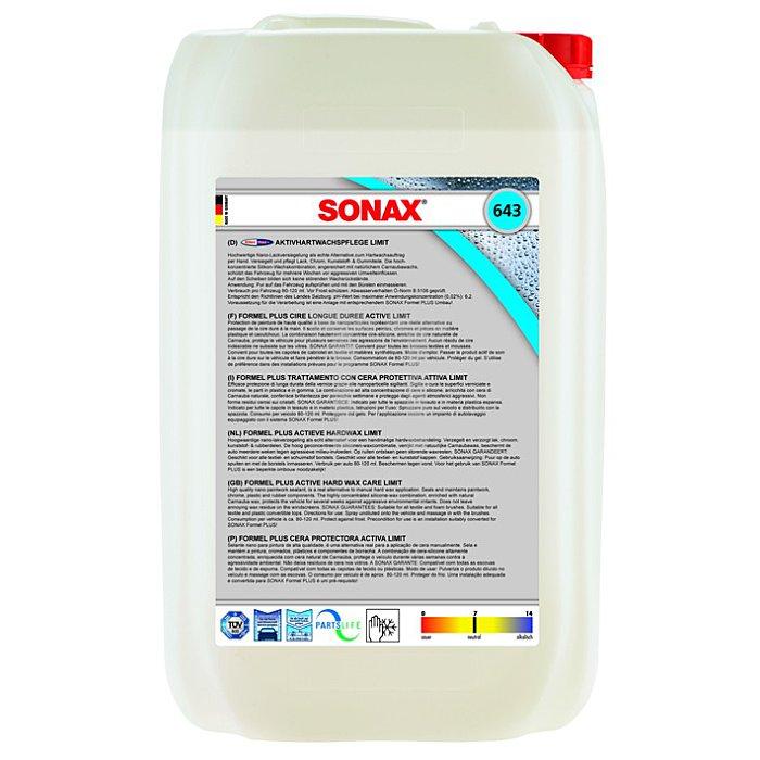 Formel PLUS Aktiv-HartWachsPflege Hartwachspflege 25 Liter