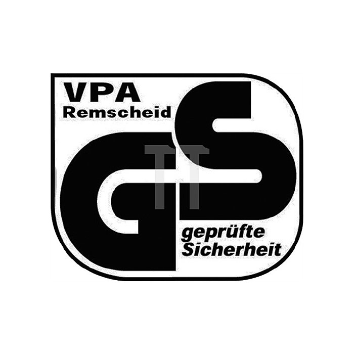 Forstaxt Rheinische Form 1400g Stiel-L.800mm OCHSENKOPF Kopf goldfarbig