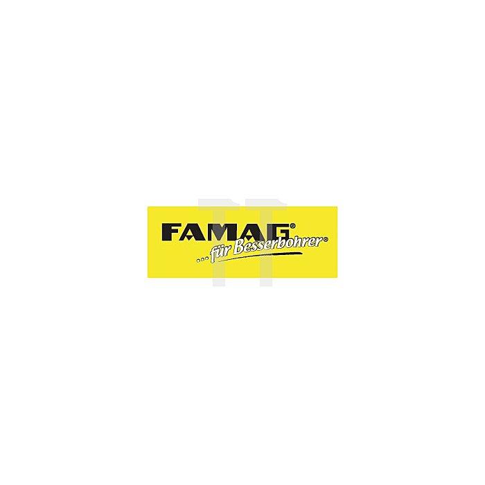 Forstnerbohrersatz 6tlg. Bormax D.15-40mm FAMAG