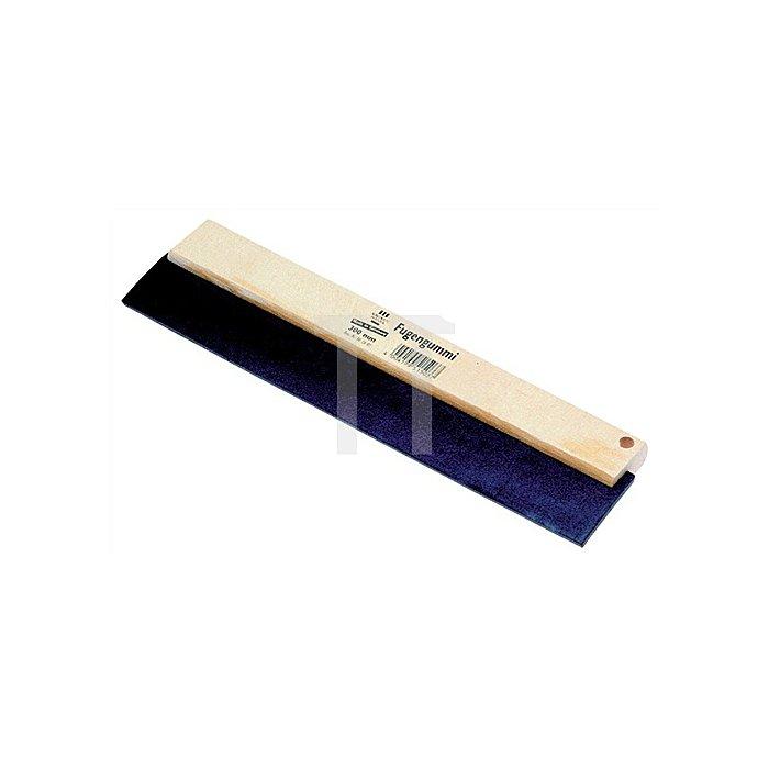 Fugengummi 200x60x5,5mm m.Holzgriff
