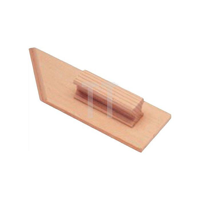 Fummelbrett L.190mm B.60mm ca.15mm stark 7-fach Mehrschichtholz kalkbeständig