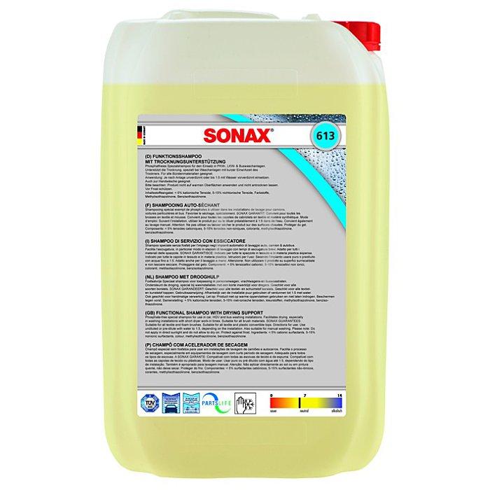 FunktionsShampoo mit Trocknungsunterstützung Shampoo 25 Liter