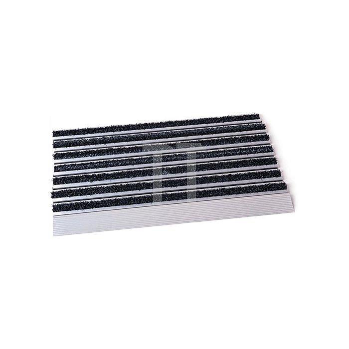 Fußmatte mit PE Einlage B400xL600mm Stärke 15mm