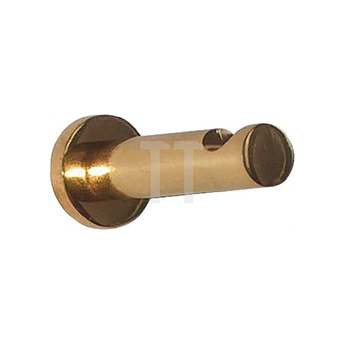 Garderobenhaken Ausladung 50mm D. 12mm Ms. Chrom