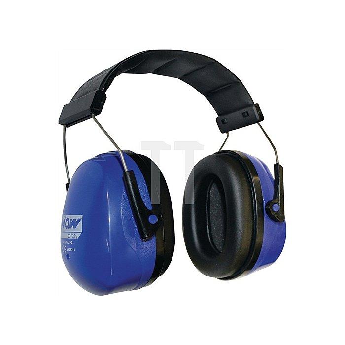 Gehörschutz Kapseln blau EN352-1 weiche Polster SNR30dB