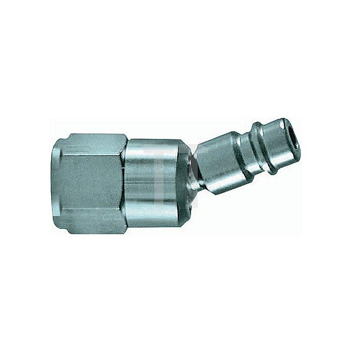 Gelenknippel G3/8i Innen-D.13mm Schlüssel-W.19mm EWO L.74mm
