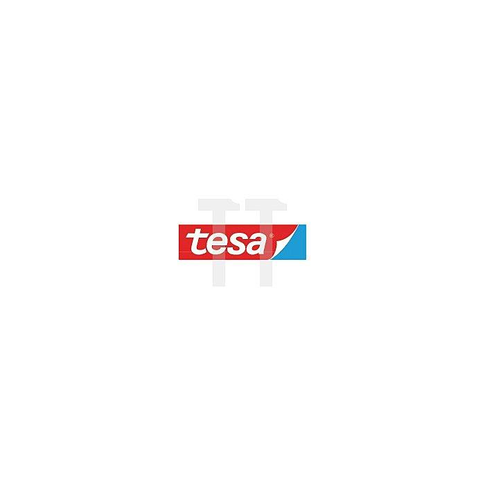 Gewebeklebeband 4651 Länge 50m Breite 19mm schwarz Zellwollgewebe tesa