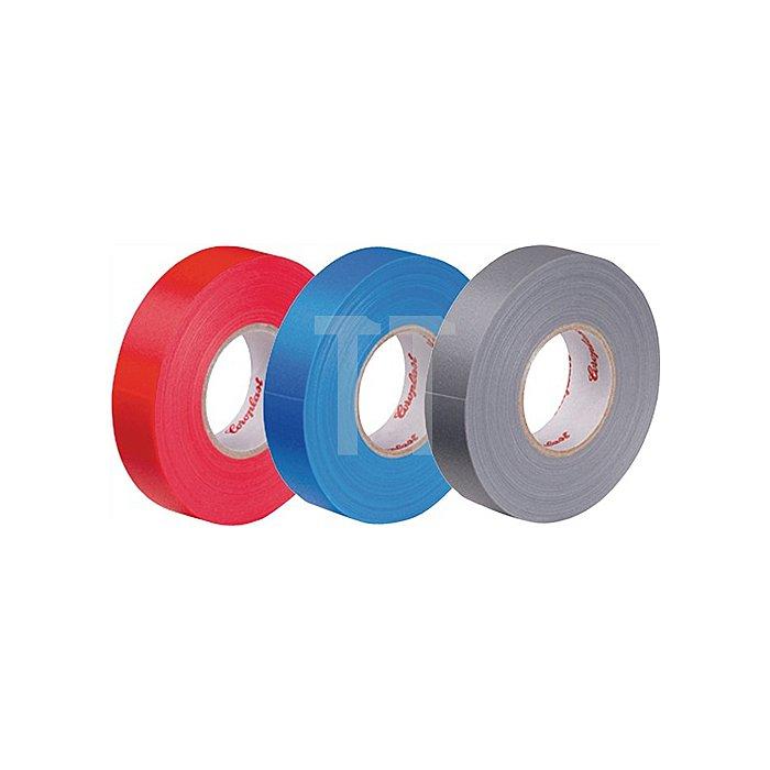 Gewebeklebeband Corotex 800 0,28mm x19mm x25m rot