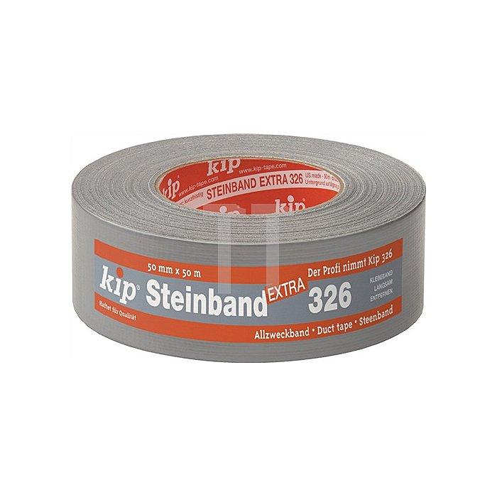 Gewebeklebeband Länge 50m Breite 72mm 326-72