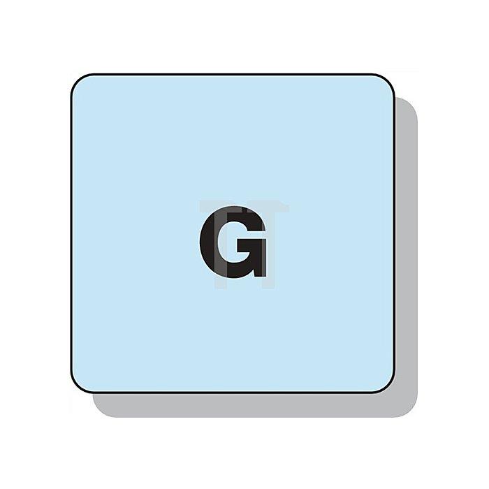 Gewindebohrerbit G 1/8Zollx17mm HSSG 1/4Zoll 6KT Aufnahme