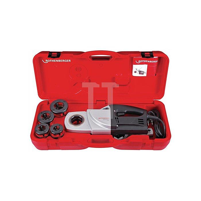 Gewindeschneidmaschine Set SUPERTRONIC® 1250 Rothenberger