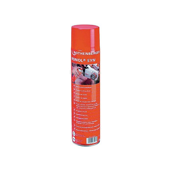 Gewindeschneidöl Mineralölfrei, auf Synthetischer Basis 600 ml Spraydose
