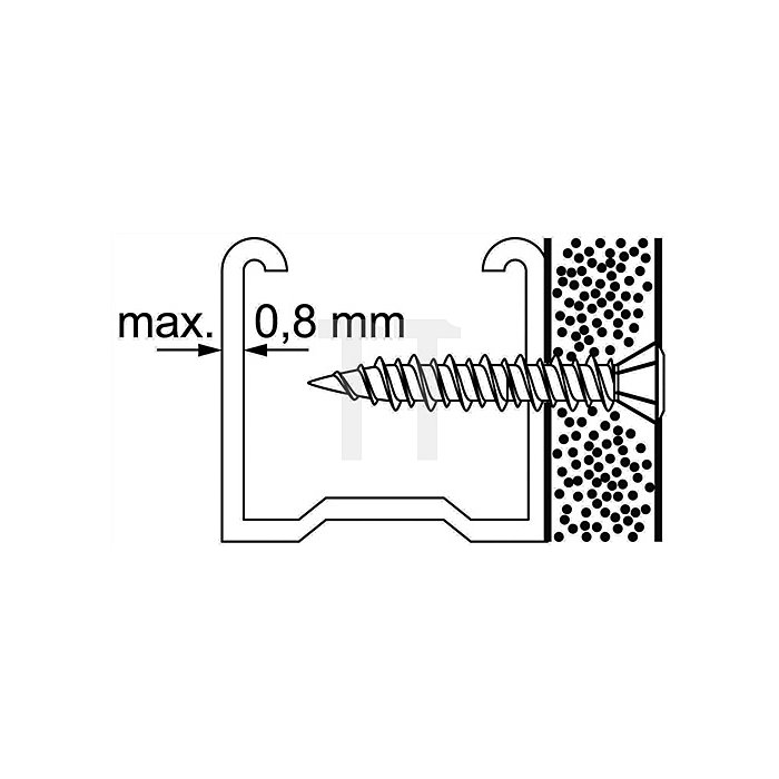 Gipsfaserplattenschraube GSH 3,9X30