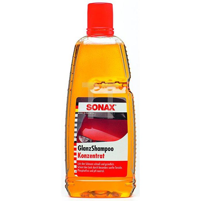 GlanzShampoo Konzentrat Shampoo Auto 1 Liter