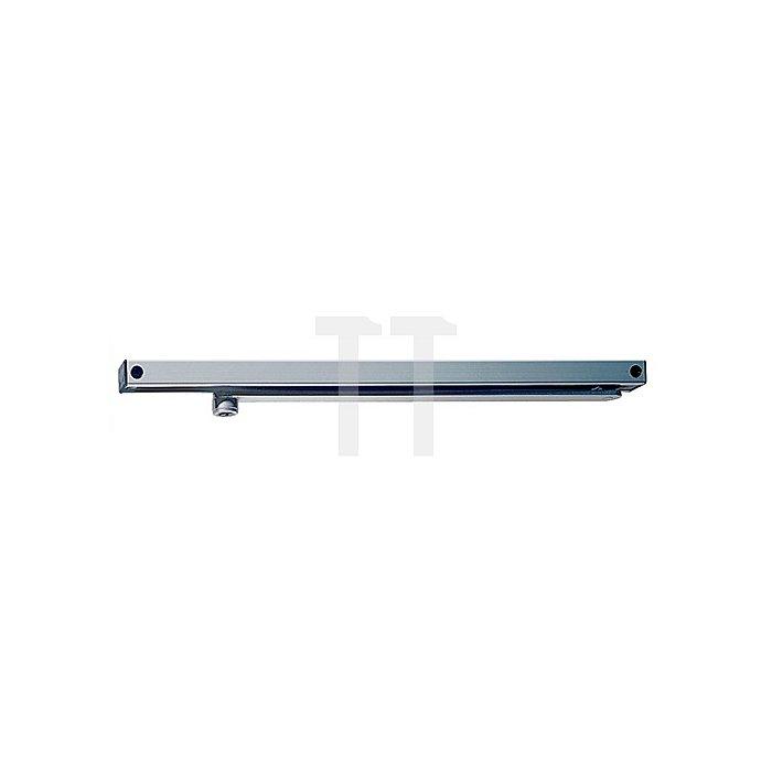 Gleitschiene für TS 3000 V / TS 5000 Normalausführung mit Hebel silber