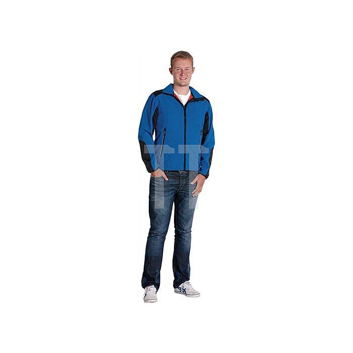 Gravity Pro Stormstop FLC Jacket Gr.L royal blau