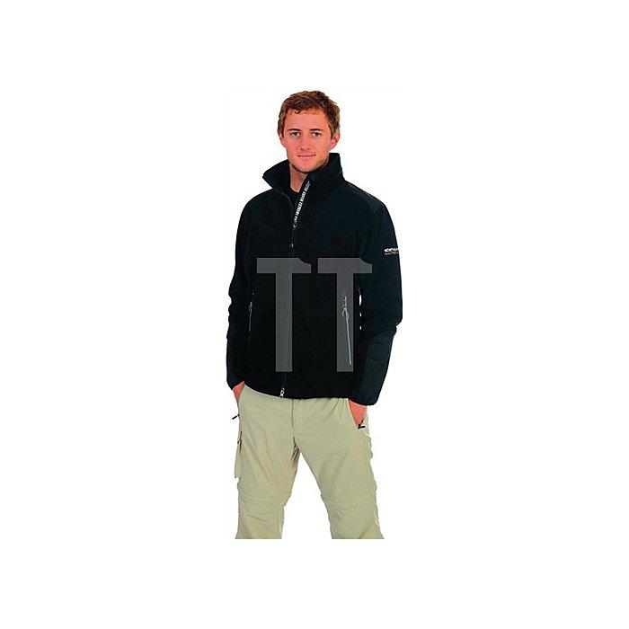 Gravity Pro Stormstop FLC Jacket Gr.M schwarz