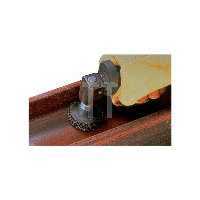 Grobreinigungsscheibe grob D.75mm 2mm CR-DR Roloc 3M