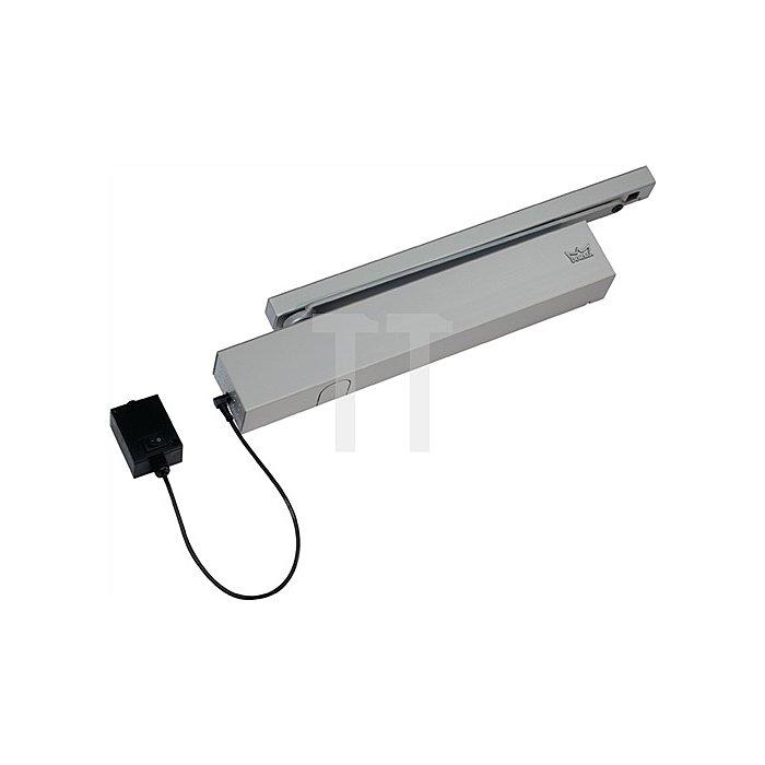 GS-Türschließer TS 99 FL i.Contur Design Gr.EN 2-5 Kopfmontage BS silberfarbig