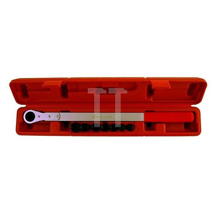 Gurtspanner Spanngurt Werkzeug Ratschenset flach 8tlg.