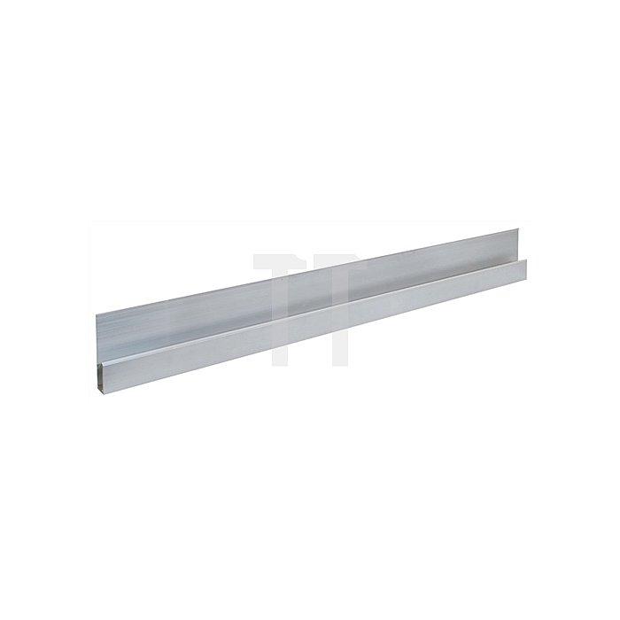 H-Kardätsche Länge 2000mm Aluminium