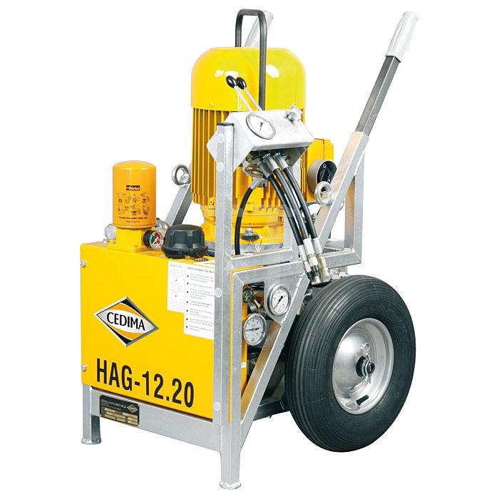 HAG-12.20 Hydraulikaggregat