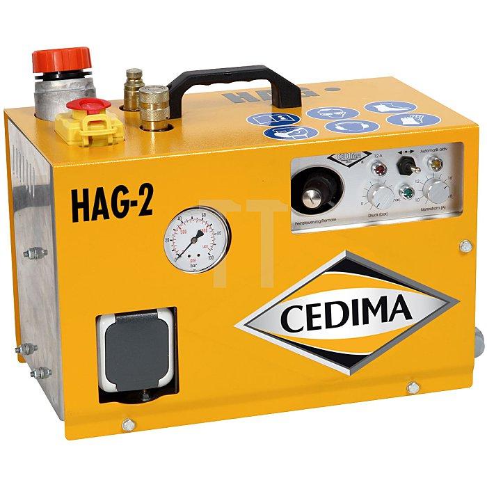 HAG-2 Hydraulikaggregat