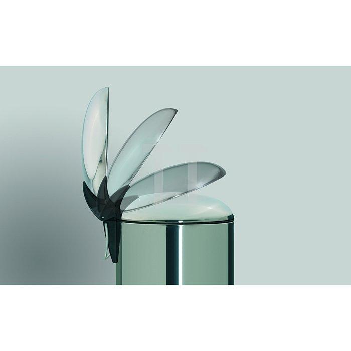 Hailo Abfallsammler Hailo TOPdesign16 Silber Inneneimer: Kunststoff 0514-452