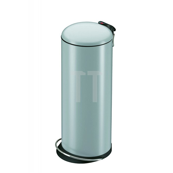 Hailo Abfallsammler Hailo TOPdesign26 Silber Inneneimer: Kunststoff 0523-512