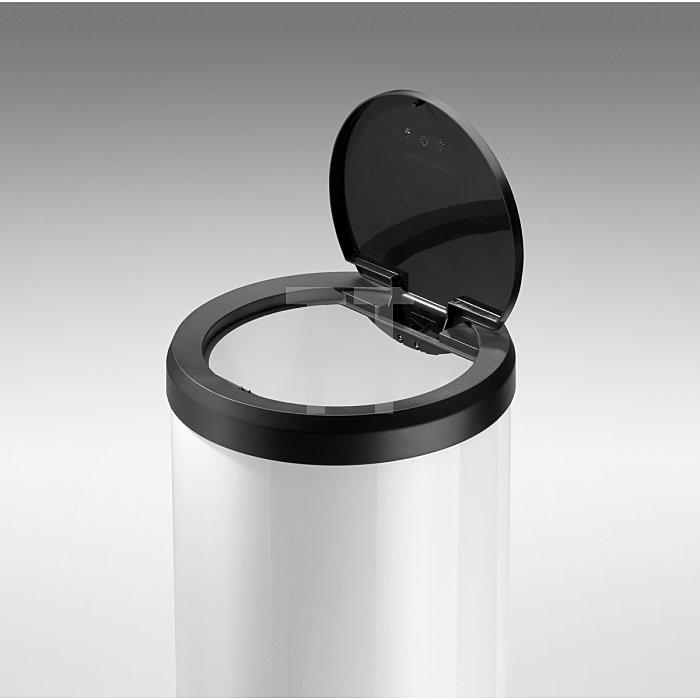 Hailo BigBin Touch 45 Schwarz Inneneimer: Kunststoff 0845-140