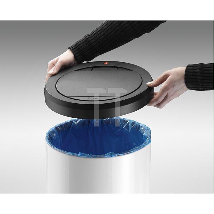 Hailo BigBin Touch 45 Weiß Inneneimer: Kunststoff 0845-130