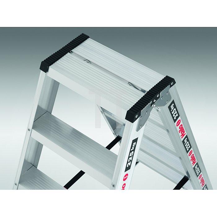 Hailo ChampionsLine D225 Alu-Profii 2x5 Stufen  8725-001