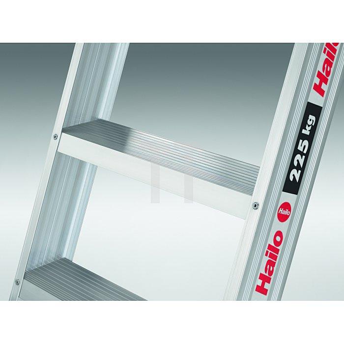 Hailo ChampionsLine P225 Alu-Profi-Plattformleiter 6 Stufen  8206-001