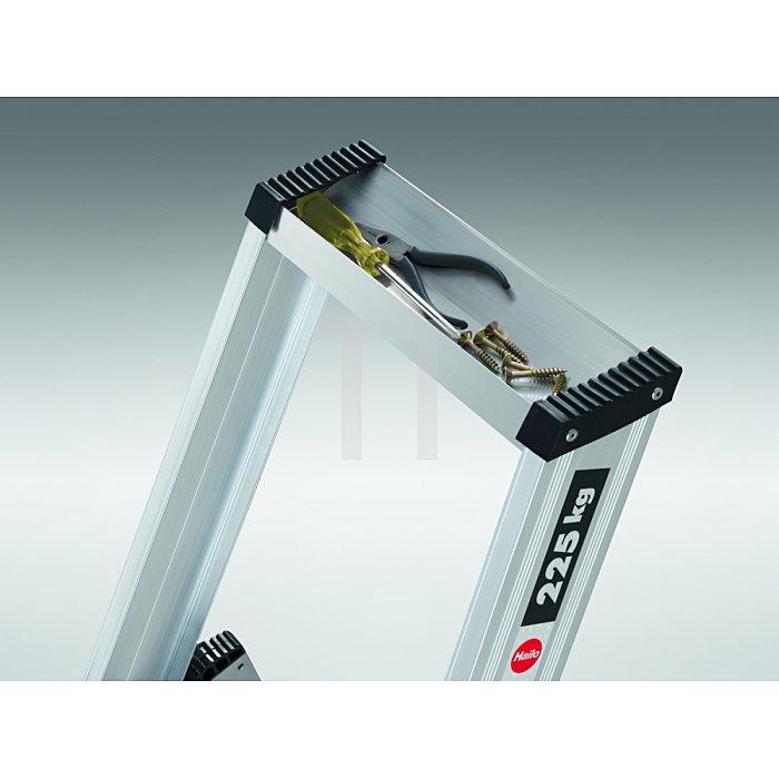 Hailo ChampionsLine P225 Alu-Profi-Plattformleiter 8 Stufen  8208-001