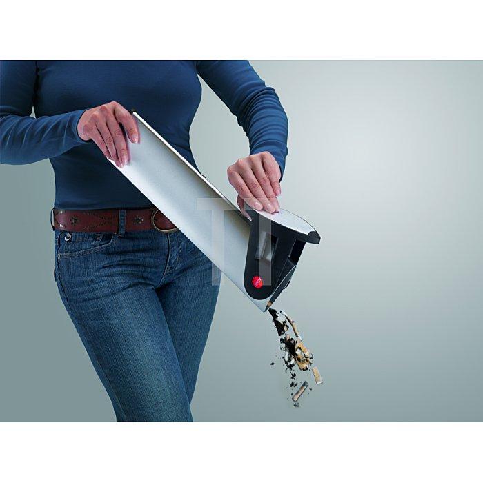 Hailo Design-Standascher ProfiLine slim 1 aus Aluminium 0908-701