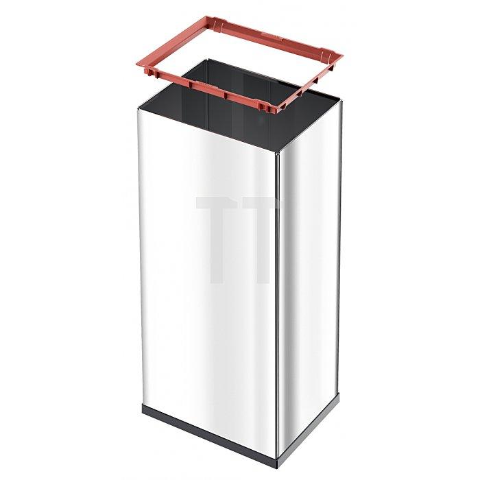Hailo Großraum-Abfallbox Big-Box 40 mit Schwingdeckel  6440-112