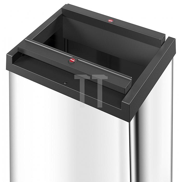 Hailo Großraum-Abfallbox Big-Box 40 mit Schwingdeckel  6440-412