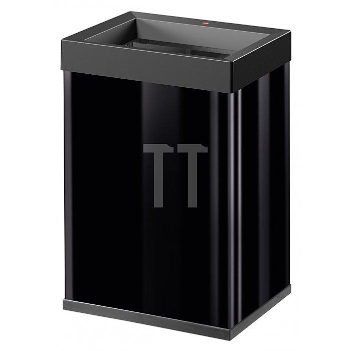 Hailo Großraum Abfallbox Big Box Quick 40 schwarz 0840-241