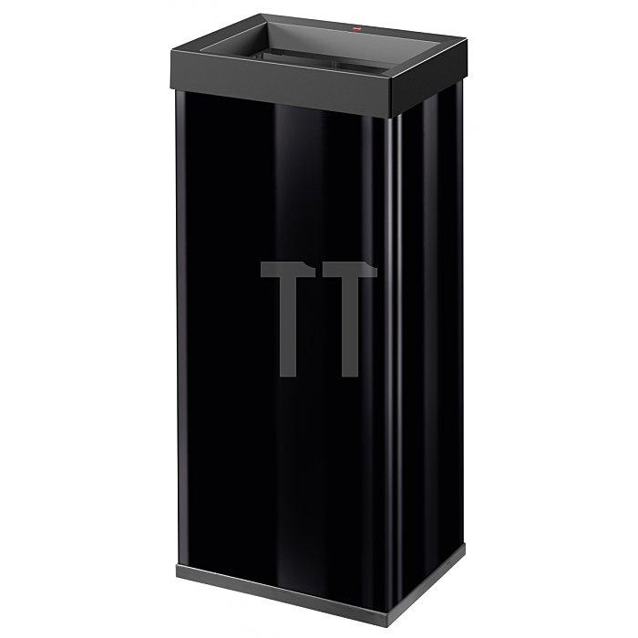 Hailo Großraum Abfallbox Big Box Quick 60 schwarz 0860-141