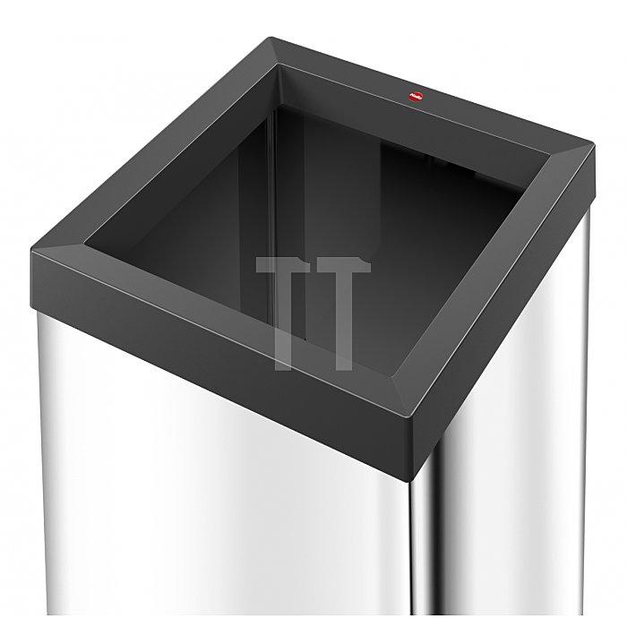 Hailo Großraum Abfallbox Big Box Quick 80 weiß 0880-131